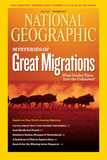 Cover of the November 2010 National Geographic Magazine