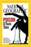Cover of the May  2005 Issue of National Geographic Magazine