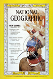 Cover of the May  1962 National Geographic Magazine