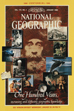 Cover of the January  1988 National Geographic Magazine
