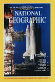 Cover of the March  1981 National Geographic Magazine