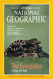 Cover of the April  1994 Issue of National Geographic Magazine