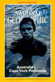 Cover of the June  1996 National Geographic Magazine
