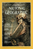Cover of the May  1984 National Geographic Magazine