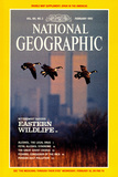 Cover of the February  1992 National Geographic Magazine