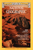 Cover of the January  1977 National Geographic Magazine
