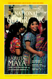 Cover of the October 1989 National Geographic Magazine