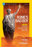 Cover of the September  2014 National Geographic Magazine