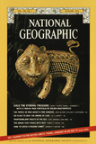 Cover of the January  1974 National Geographic Magazine