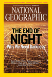 Cover of the November 2008 National Geographic Magazine