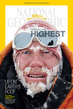 Cover of the December 2013 National Geographic Magazine