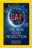 Cover of the May 2014 National Geographic Magazine