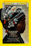 Cover of the March  1971 National Geographic Magazine
