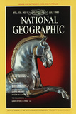 Cover of the July  1980 National Geographic Magazine