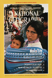 Cover of the August  1984 National Geographic Magazine