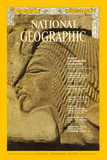 Cover of the November  1970 National Geographic Magazine