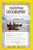 Cover of the September  1962 National Geographic Magazine