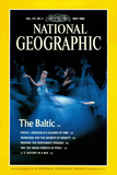 Cover of the May 1989 National Geographic Magazine