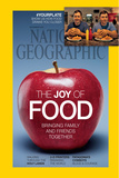 Cover from the December 2014 National Geographic Magazine