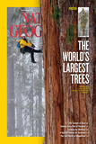 Cover of the December  2012 National Geographic Magazine