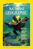 Cover of the July  1985 National Geographic Magazine