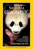 Cover of the February  1993 National Geographic Magazine