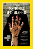 Cover of the October 1985 National Geographic Magazine