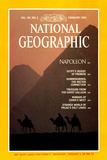 Cover of the February 1982 National Geographic Magazine
