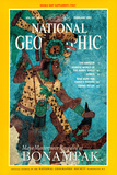 Cover of the February  1995 National Geographic Magazine