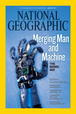 Cover of the January 2010 National Geographic Magazine