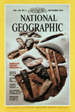 Cover of the September  1979 National Geographic Magazine