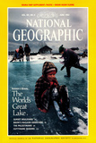 Cover of the June  1992 National Geographic Magazine