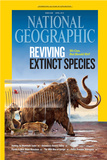 Cover of the April  2013 National Geographic Magazine