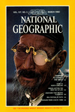 Cover of the March 1980 National Geographic Magazine