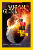 Cover of the July 2013 National Geographic Magazine
