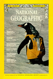 Cover of the November  1971 National Geographic Magazine