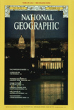 Cover of the October  1976 National Geographic Magazine