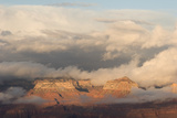 A View of the Grand Canyon from Desert View Drive on the South Rim