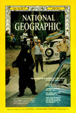 Cover of the May  1972 National Geographic Magazine