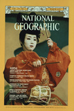 Cover of the March  1970 National Geographic Magazine