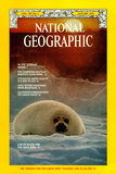 Cover of the January  1976 National Geographic Magazine