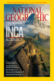 Cover of the April 2011 National Geographic Magazine
