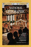 Cover of the October  1974 National Geographic Magazine