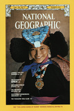 Cover of the March  1978 National Geographic Magazine