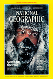 Cover of the September  1986 National Geographic Magazine