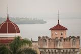 The Palacio De Valle in Cienfuegos  Cuba