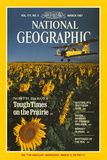 Cover of the March  1987 National Geographic Magazine