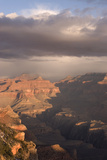 A View of the Grand Canyon from Mather Point on the South Rim