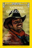 Cover of the November  1976 National Geographic Magazine