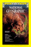 Cover of the August 1978 National Geographic Magazine